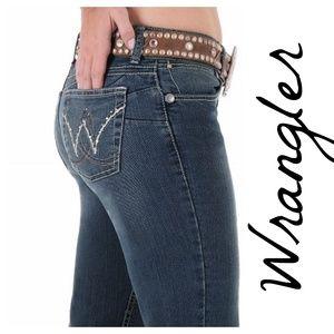 Wrangler Retro Mae Booty Up Technology Jeans